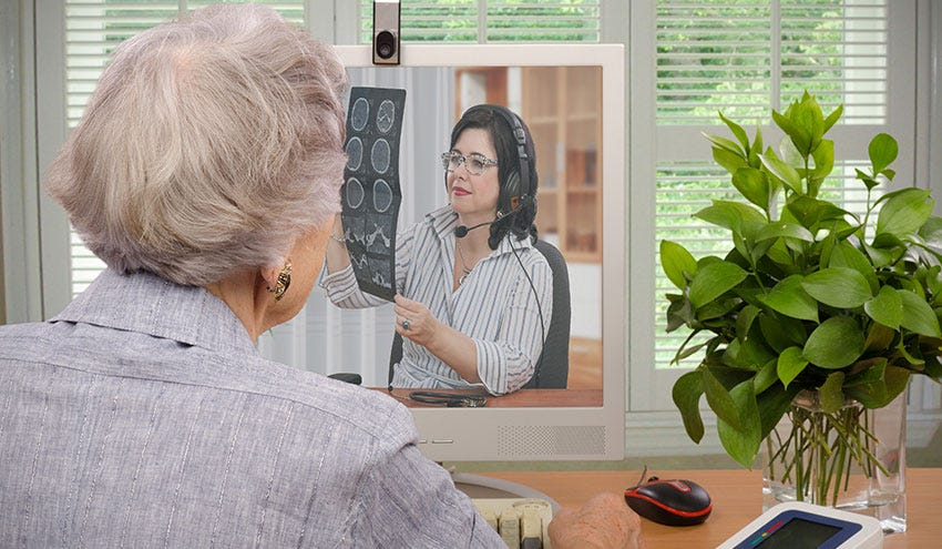 Research Prompts Improvement of Virtual Doctor Visits